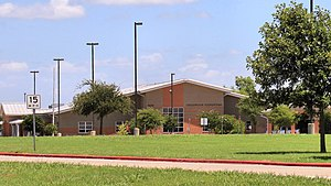 Creedmoor, Texas - Creedmoor Elementary School