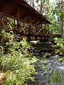 Creekside Park walking bridge, Sisters, Oregon.jpg