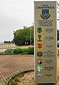 Crikvenica in der Kvarner Bucht, Kroatien, Partnerstädte.jpg