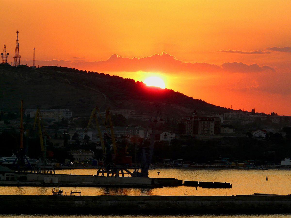Феодосия — Википедия