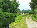 Crinan Canal by Bellanoch Basin - geograph.org.uk - 925058.jpg