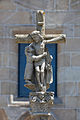 Cruceiro da igrexa de San Vicente de Noal - Porto do Son 2011-05-27.jpg