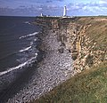 Crumbling cliffs at Nash Point - geograph.org.uk - 664031.jpg