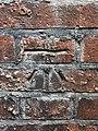 Cut Mark at Scarborough, former St Thomass Church.jpg