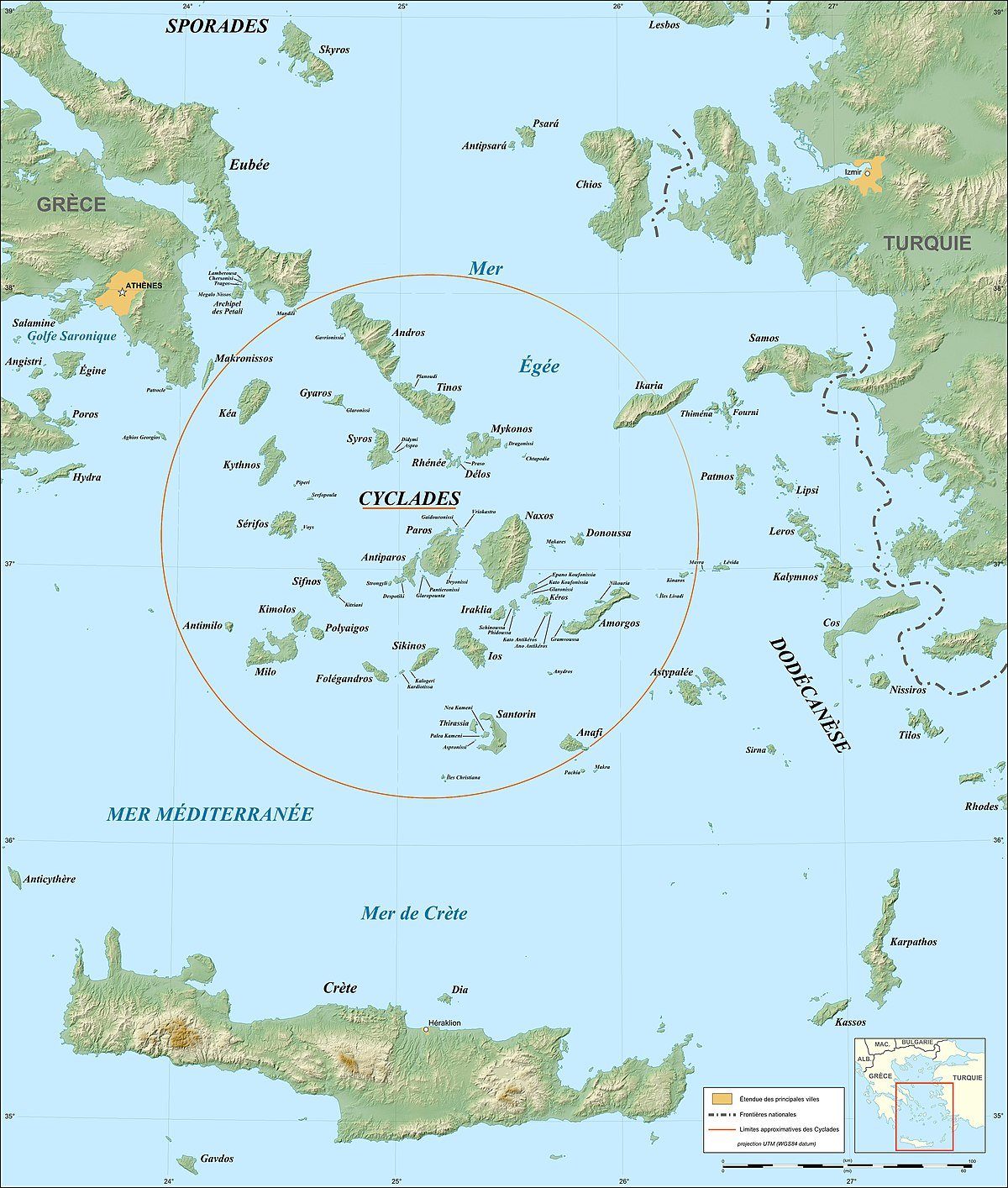 cyclades-carte