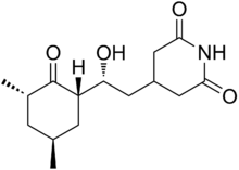Image illustrative de l'article Cycloheximide