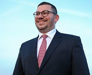 Cyrus Engerer Maltese politician
