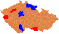 Czech parliament elections 2002 - districts winners map.png