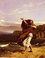 Démosthène s'exerçant à la parole (1870) by Jean-Jules-Antoine Lecomte du Nouÿ.jpg