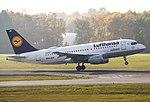 D-AILB Airbus A319-100 Lufthansa HAM 2018-11-06 (1) (44850978295).jpg