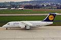 D-AVRR B.Ae 146-RJ85 LH-Cityline ZRH 20MAR99 (6020546703).jpg