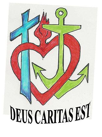 Brothers of Charity - Image: DEUS CARITAS EST