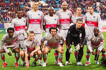 997f73ce4ac List of Paris Saint-Germain F.C. seasons - Wikipedia