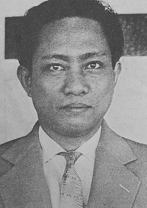 Dipa Nusantara Aidit - Undated photograph of D.N. Aidit