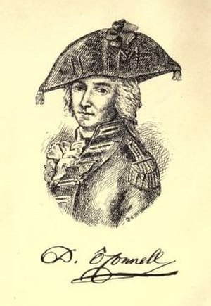 Daniel Charles O'Connell - Image: DO Connell 1745 1833