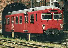 Köpenhamns S-tog - Wikipedia's Köpenhamns S-tåg as translated by GramTrans