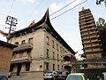 Dade Temple Twin Pagodas, Kunming - DSC03398.JPG