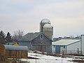 Dairy Farm near Oregon - panoramio.jpg