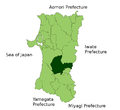 Daisen in Akita Prefecture.png