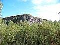 Dalejské údolí, Holyně, skála.jpg