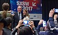 Dan Rather & Katy Tur @ SXSW 2017 (32732312593).jpg