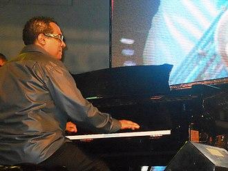 Danilo Pérez - Pérez in 2012