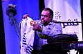 Daryl Davis Robes Blues and Rock for Humanity. November 2017 (26512537739).jpg