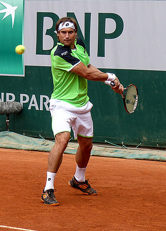 2013 ATP World Tour Finals - David Ferrer reaches his first slam final at the French Open.