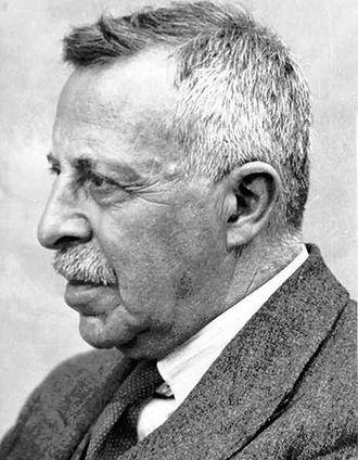 David Eder - David Eder in 1921