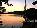 Dawn on Memorial Day at Smith Mountain Lake.jpg