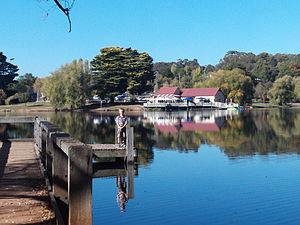 Daylesford, Victoria - Lake Daylesford