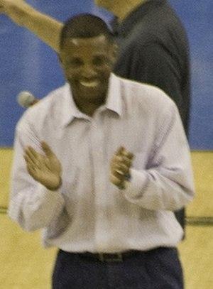 DeWayne Walker - Walker at UCLA in 2008