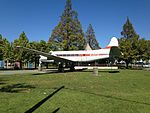 De Havilland 114 Heron (Plane JA6159) in Kaizuka Park 2.JPG