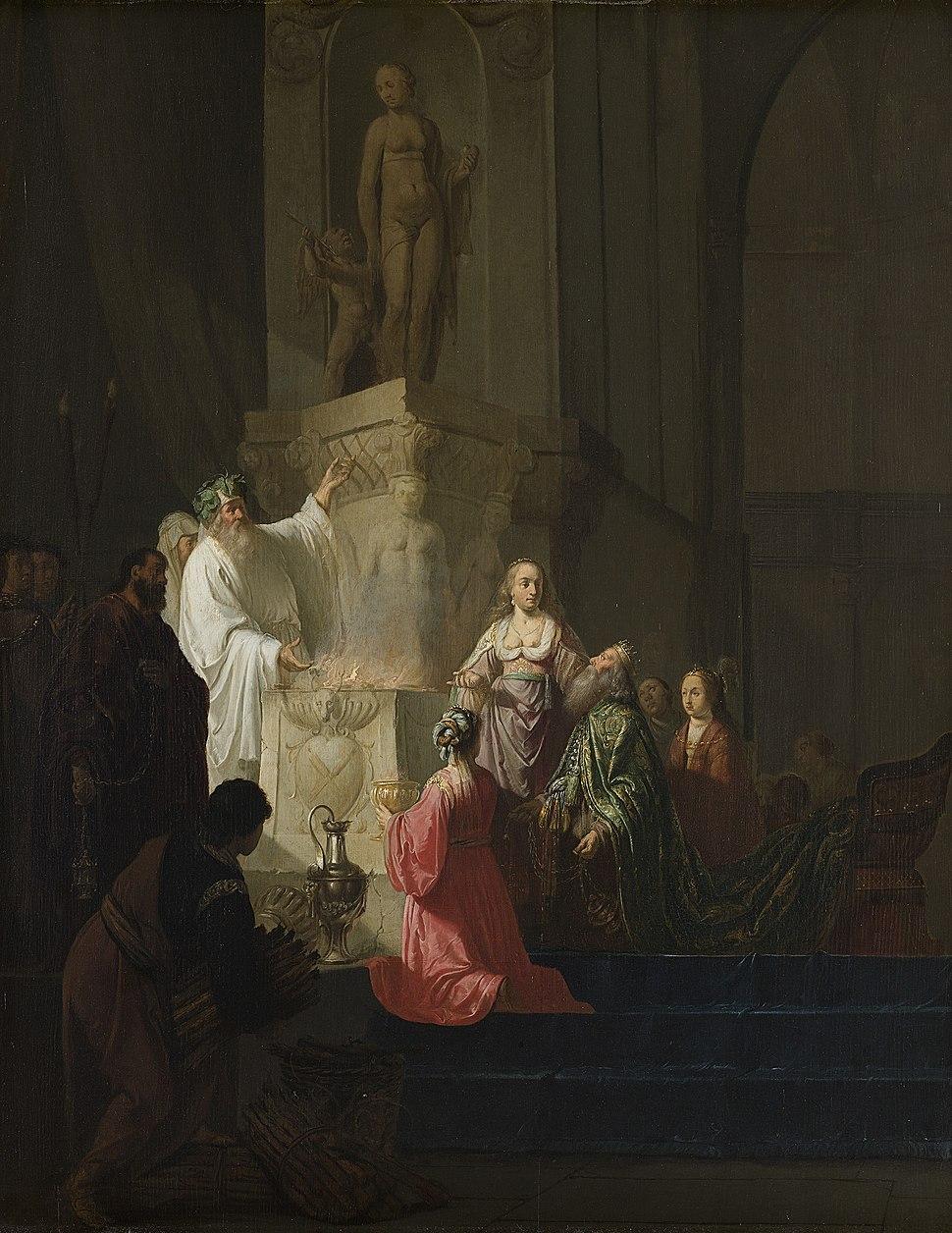 De afgoderij van koning Salomo Rijksmuseum SK-A-757.jpeg