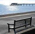Deal Pier Shimmer - geograph.org.uk - 1191768.jpg