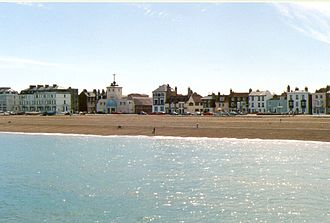 Deal, Kent - Image: Deal seafront