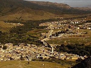 Debdou - Debdou view from Kasbah