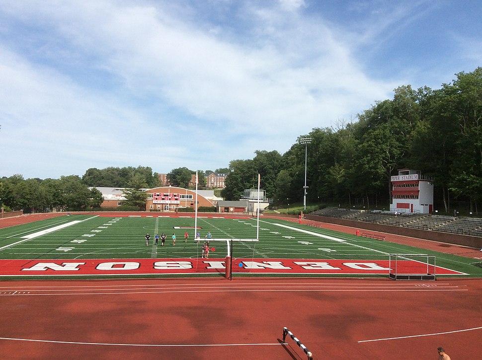 Deeds Field %26 Piper Stadium, Denison University, Granville, Ohio