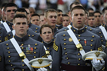risalente a West Point cadetto