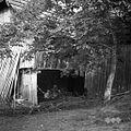 Del Rošarjevega marofa (gospodarskega poslopja), pri Rošarju, Spodnji Brezen 1963 (2).jpg