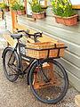 Dellivery Bike, Parkend.JPG