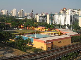 Bukit Merah - Delta Sports Complex