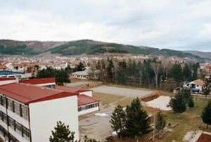 Demir Hisar (town) - Image: Demir Hisar (2)