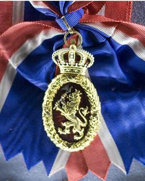 Order of the Norwegian Lion - Image: Den Norske Løve