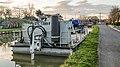 Denise, VNF service vessel on Canal des houillères de la Sarre-194644.jpg