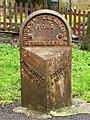 Denshaw Milepost - geograph.org.uk - 1187226.jpg