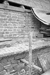 detail dakvoet zuidzijde schip - zwolle - 20229735 - rce