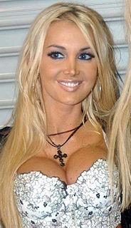 Devon (actress) American pornographic actress