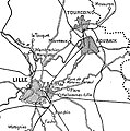 Diagram of disused Lille fortifications, 1914.jpg