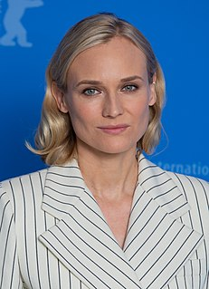 Diane Kruger German-American film actress and model